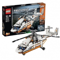 Konstruktorius LEGO 42052 Technic Heavy Lift Helicopter LEGO ir kiti konstruktoriai vaikams