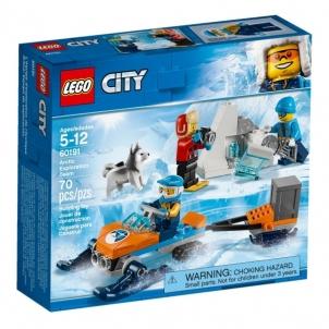 Konstruktorius LEGO 60191 Arctic Exploration Team E1219
