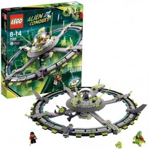 Konstruktorius Lego 7065 Alien Conquest Alien Mothership LEGO ir kiti konstruktoriai vaikams