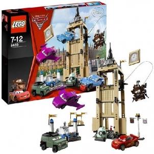 Konstruktorius Lego 8639 Cars Big Bentley Bust Out LEGO ir kiti konstruktoriai vaikams