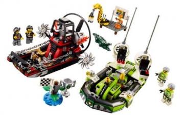 Konstruktorius Lego 8899 World Racers Gator swamp LEGO ir kiti konstruktoriai vaikams