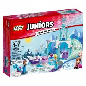Konstruktorius LEGO Anna&Elsas Frozen Playground