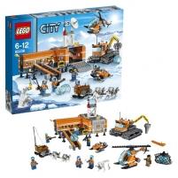 LEGO Arctic Base Camp 60036 Lego bricks and other construction toys