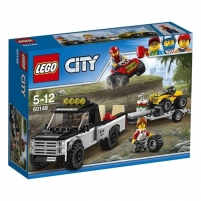 Konstruktorius LEGO ATV Race Team
