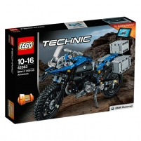 Konstruktorius LEGO BMW R 1200 GS Adventure