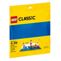 Konstruktorius Lego Bricks And More 10714 Blue Baseplate