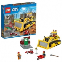 LEGO Bulldozer 60074 Lego un citas konstruktors