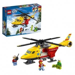 Konstruktorius Lego City 60179 LEGO ir kiti konstruktoriai vaikams