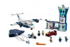 Konstruktorius Lego City 60210 Sky Police Air Base