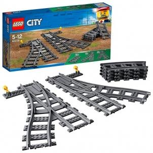 Konstruktorius Lego City 60238 Конструктор Лего Город Железнодорожные стрелки