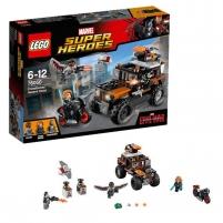 Konstruktorius LEGO Confidential Captain America V29 76050