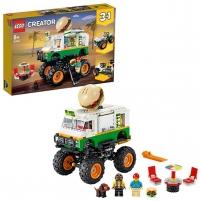 Konstruktorius LEGO Creator 31104 LEGO ir kiti konstruktoriai vaikams