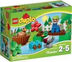 Konstruktorius Lego Duplo 10581 Entenfütterung