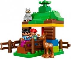 Lego Duplo 10582 Wildtiere