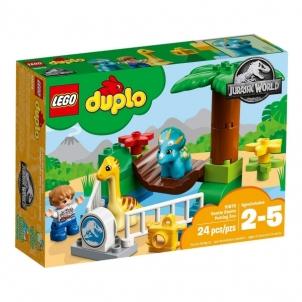 Konstruktorius LEGO Duplo 10879 Gentle Giants Petting Zoo E1220