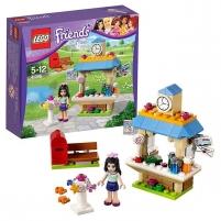 Konstruktorius Lego Friends Emos turistinis kioskas 41098
