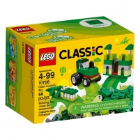 Konstruktorius LEGO Green Creative Box