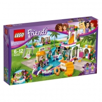 Konstruktorius LEGO Heartlake Summer Pool
