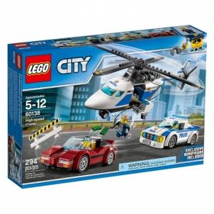 Konstruktorius LEGO High-speed Chase