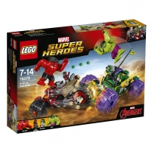 Konstruktorius LEGO Hulk vs.Red Hulk