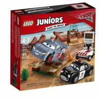 Konstruktorius Lego Juniors 10742 Willys Butte Speed Training