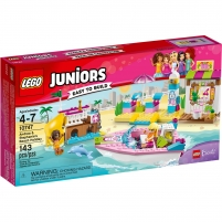 Konstruktorius Lego Juniors 10747 Andrea & Stephanies Beach Holiday