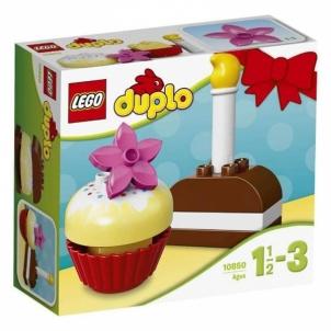 Konstruktorius LEGO My First Cakes