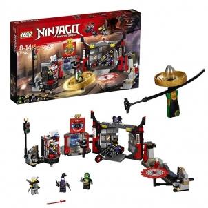 Konstruktorius Lego Ninjago 70640 LEGO ir kiti konstruktoriai vaikams