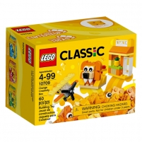 Konstruktorius LEGO Orange Creative Box