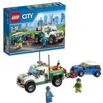Konstruktorius LEGO Pickup Tow Truck 60081