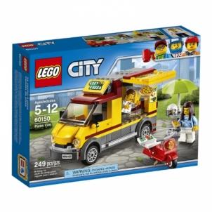Konstruktorius LEGO Pizza Van