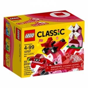 Konstruktorius LEGO Red Creative Box