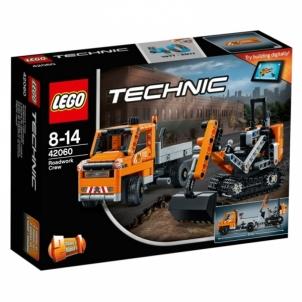Konstruktorius LEGO Roadwork Crew