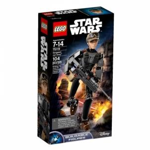 Konstruktorius LEGO Sergeant Jyn Erso