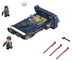 Konstruktorius Lego Star Wars 75209 Han Solos Landspeeder