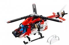 Konstruktorius Lego Technic 42092 Rescue Helicopter