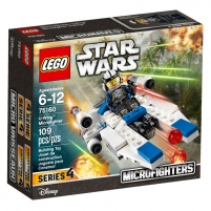 Konstruktorius LEGO U-Wing Microfighter