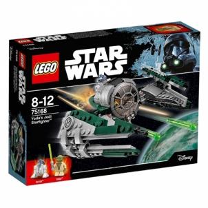 Konstruktorius LEGO Yodas Jedi Starfighter