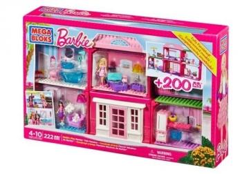 Konstruktorius Lėlės Namas 80149 Mega Bloks Barbie
