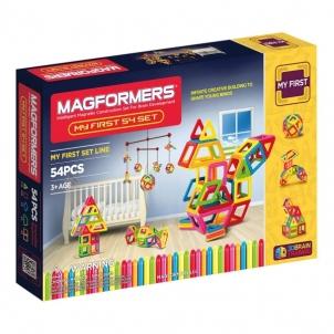 Konstruktorius MAGFORMERS 702002 My First MF 54 set