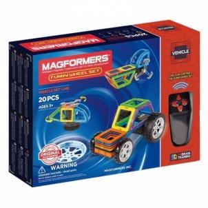 Konstruktorius MAGFORMERS 707012 Funny Wheel Set