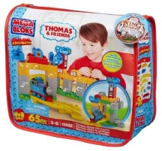 Mega Bloks 10632 Thomas & Friends Lego bricks and other construction toys