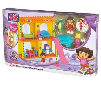 Konstruktorius MEGA BLOKS 3082 Dora`s Playtime Adventure namukas