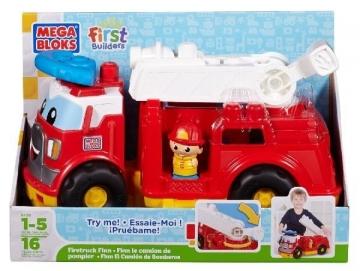 Konstruktorius Mega Bloks 8428 Gaisrinė mašina