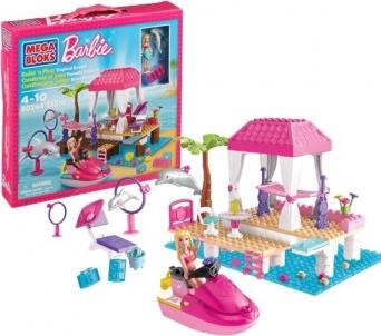 Mega Bloks Barbie 80244 Tropical Resort 145 pcs