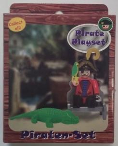 Konstruktorius piratas Eddy Toys 89341e