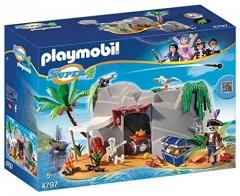 Konstruktorius Playmobil 4797 Super 4 Pirate Cave