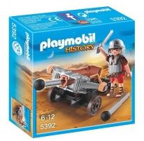 Konstruktorius Playmobil 5392 Legionnaire with Ballista