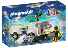 Konstruktorius Playmobil 6692 Super 4 Techno Chameleon with Gene