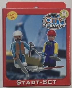 Konstruktorius statybininkas Eddy Toys 89341d
